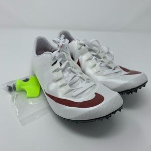 Nike Zoom Superfly Elite Stanford Cardinal Spikes